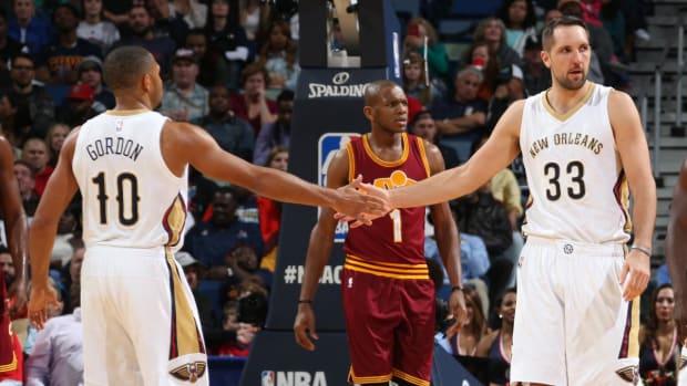 Reports: Rockets sign Ryan Anderson, Eric Gordon --IMAGE