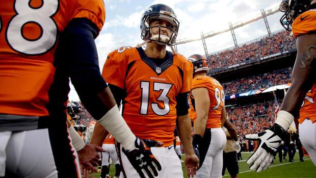 Broncos name Trevor Siemian starting quarterback - IMAGE