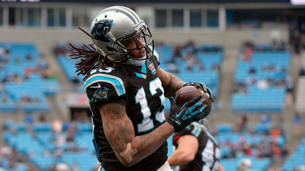 Kelvin Benjamin ready to be difference maker again IMAGE