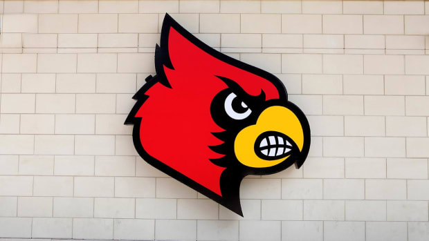 NCAA accuses Louisville of four major violations -- IMAGE