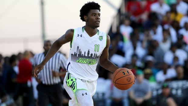 Five-star recruit Josh Jackson commits to Kansas--IMAGE