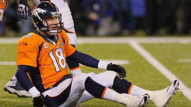 Broncos avoid orange uniforms for Super Bowl 50 - IMAGE