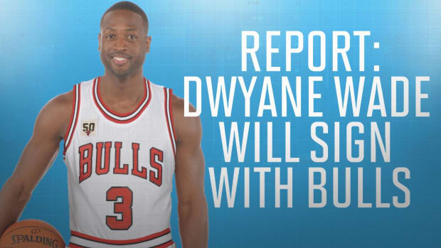Report: Dwyane Wade will sign deal with Bulls - IMAGE