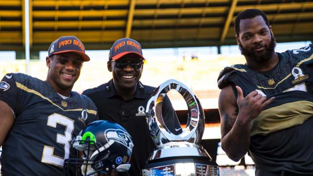 Russell Wilson, Michael Bennett take home Pro Bowl honors IMAGE