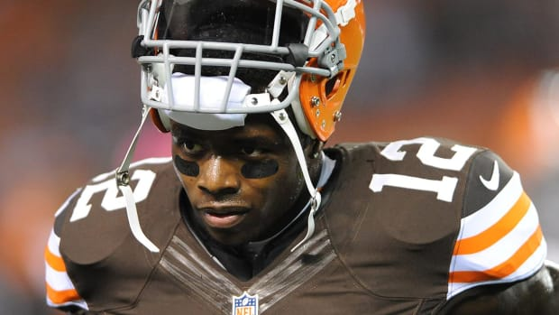 Report: Browns intend to release Josh Gordon -- IMAGE