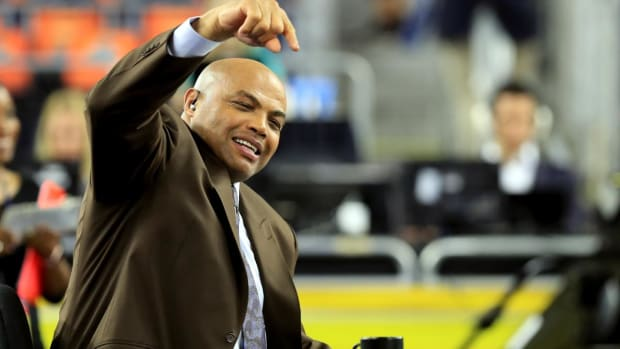 Charles Barkley criticizes Team USA roster construction -- IMAGE