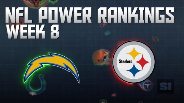 NFL Power Rankings: Week 8 IMAGE