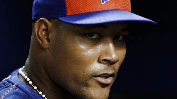 Assault charges against Mets P Jeurys Familia dropped - IMAGE