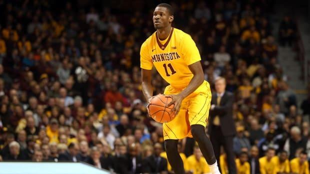 Carlos Morris dismissed from Minnesota basketball program--IMAGE