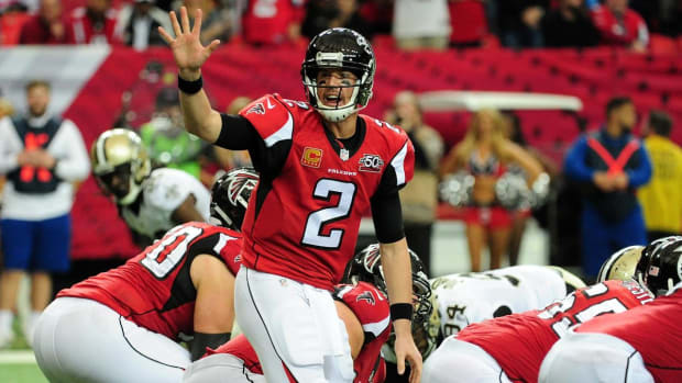The MMQB Spotlight: Matt Ryan IMAGE