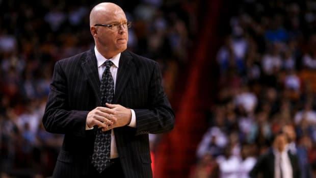 Scott Skiles resigns as Magic head coach -- IMAGE