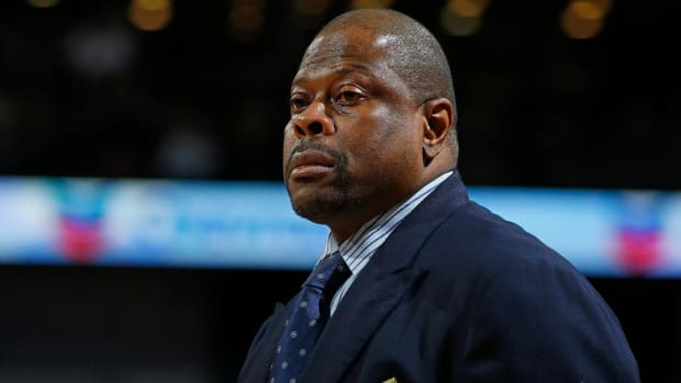 Patrick Ewing pitches himself for Knicks head coaching job - IMAGE