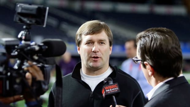 The Alabamafication of Georgia football: Can Kirby Smart get the Bulldogs over the hump in the SEC?