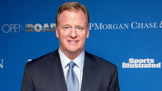 MMQB Roundtable: Roger Goodell IMAGE