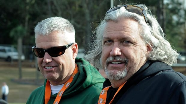 Rob Ryan to join brother Rex's staff in Buffalo--IMAGE