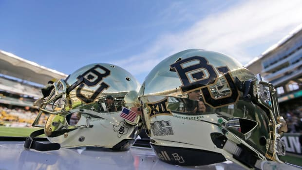 Baylor athletic director Ian McCaw resigns--IMAGE