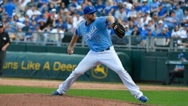 Report: Royals agree to trade Wade Davis to Cubs for Jorge Soler - IMAGE