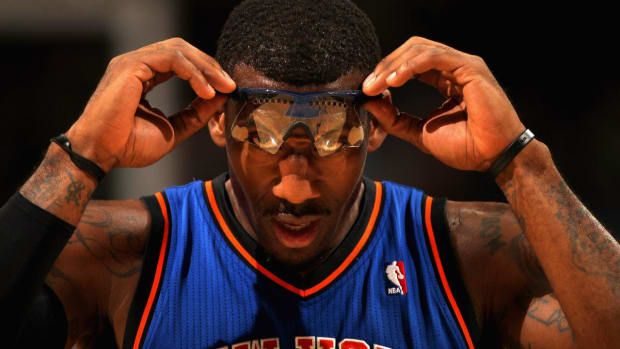 Amar'e Stoudemire retires from the NBA with Knicks - IMAGE
