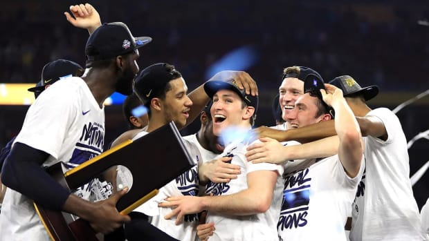 Villanova Wildcats sink buzzer-beater, claim NCAA title IMG
