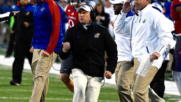 Patience Is A Virtue: How David Beaty's long-term vision helped downtrodden Kansas knock off Texas