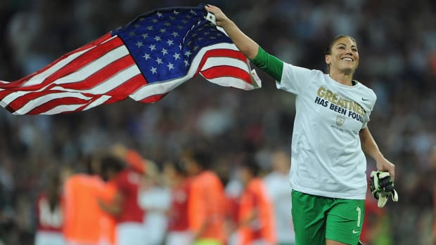 Zika virus could keep Hope Seolo out of Olympics - IMAGE