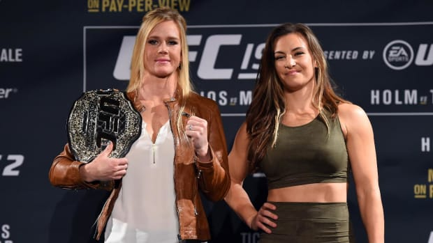 Miesha Tate wants to ruin Holly Holm-Ronda Rouse IMAGE