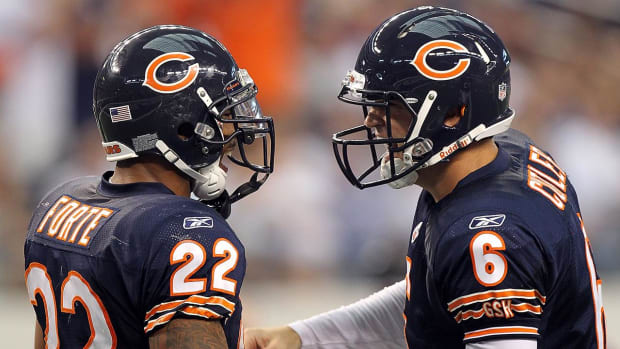 Jets' Matt Forte feels 'bad' for Bears QB Jay Cutler - IMAGE