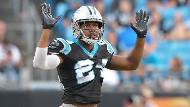 Josh Norman a free agent, Panthers rescind franchise tag offer IMAGE