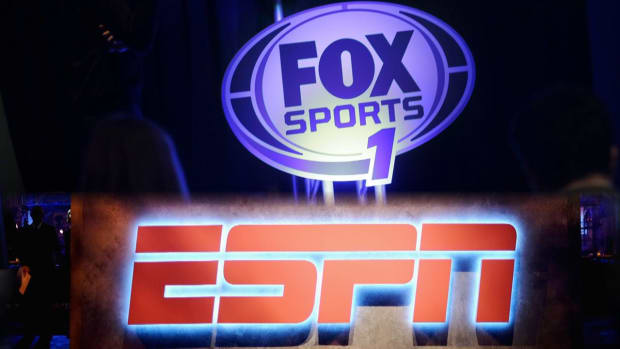 ESPN, Fox Sports 1 battle continues - IMAGE