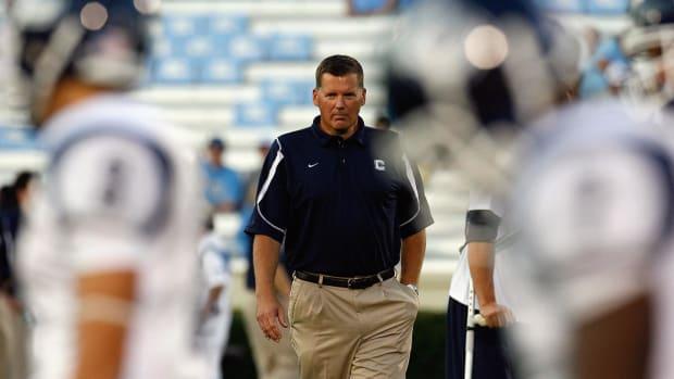 Randy Edsall returns to UConn as head coach - IMAGE