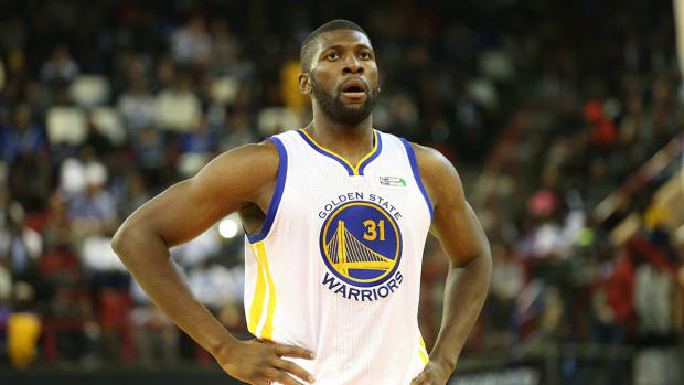 Report: Festus Ezeli to sign two-year deal with Blazers - IMAGE