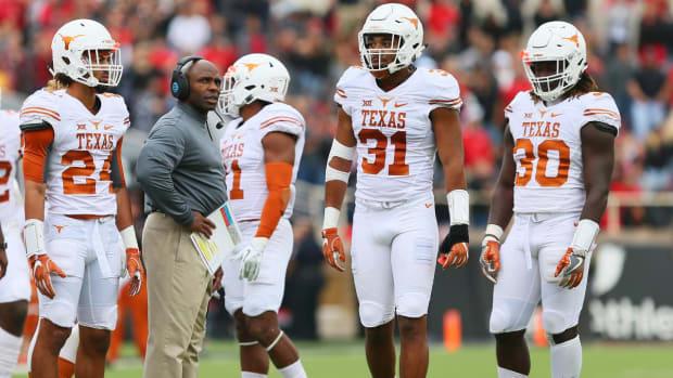 Texas football players threaten to boycott TCU game - IMAGE