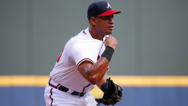 Hector Olivera suspended 82 games for violating domestic violence policy--IMAGE