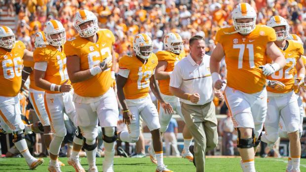#DearAndy: Tennessee's SEC East title hopes -- IMAGE