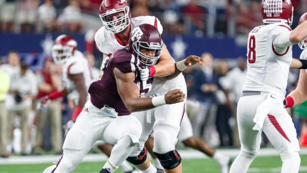 How can Texas A&M upset Alabama? -- IMAGE
