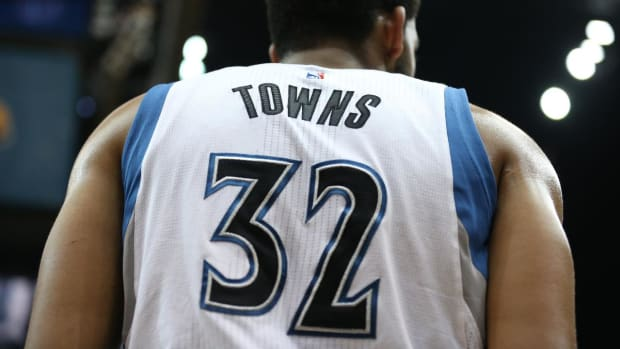 Report: Karl-Anthony Towns expected to be named Rookie of the Year-IMAGE