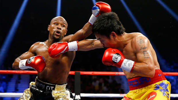 Arum: Manny Pacquiao rematch with Floyd Mayweather likely - IMAGE