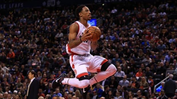 NBA Power Rankings: DeMar DeRozan leads Raptors hot start - IMAGE