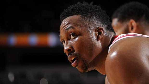 Report: Dwight Howard planning to opt-out of contract--IMAGE