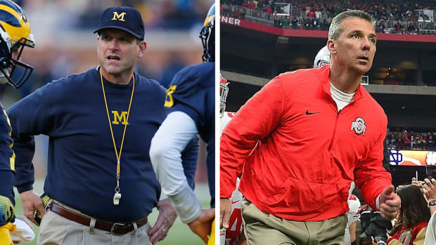 Inside College GameDay's special Michigan-Ohio State broadcast - IMAGE