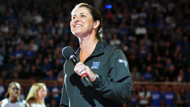 Duke University investigating women's basketball program -- IMAGE