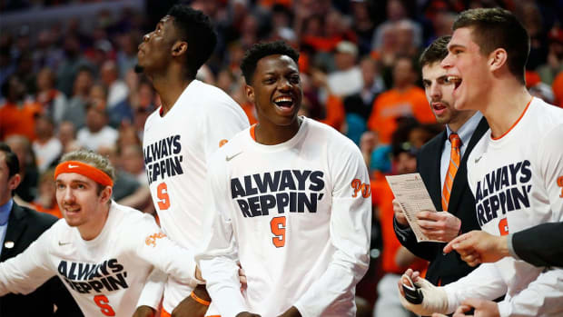 Syracuse upsets Virginia, punches Final Four ticket -- IMAGE