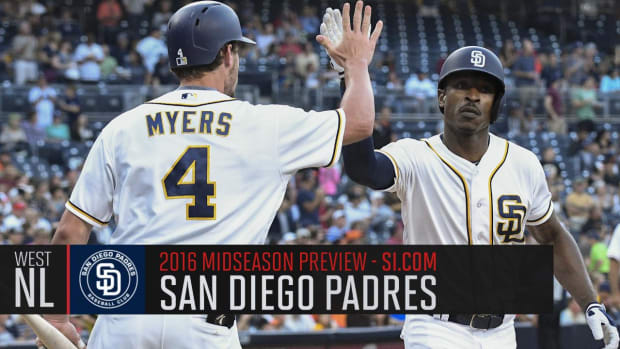 Verducci: San Diego Padres 2016 midseason preview IMAGE