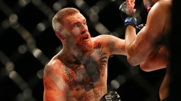 Conor McGregor demands Nate Diaz rematch in Instagram post -- IMAGE