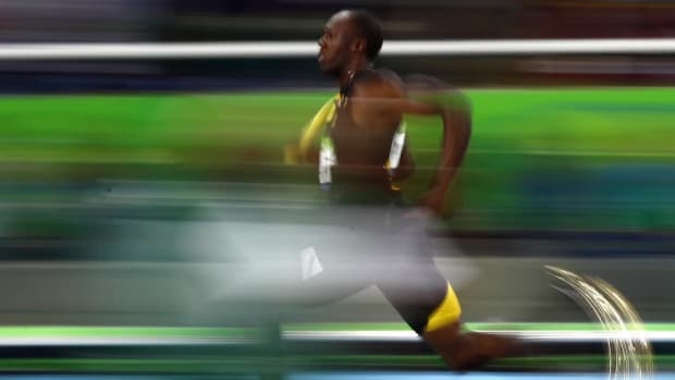 Usain Bolt claims ninth gold medal as Jamaica wins 4x100 relay -- IMAGE