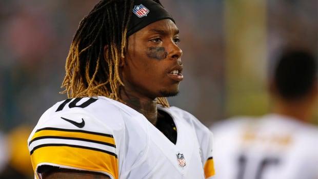 Report: Steelers' Martavis Bryant facing yearlong suspension-- IMAGE