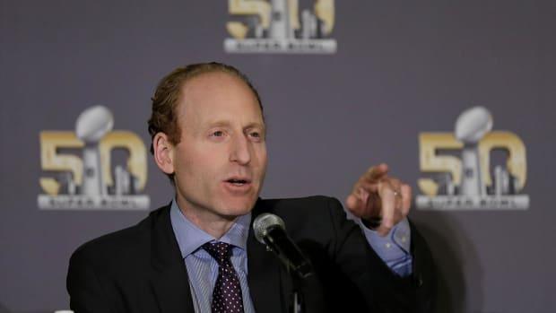 NFL backs league vice president, Jeff Miller's CTE comments--IMAGE