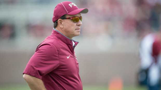 Jimbo Fisher believes 2016 class will help Seminoles stay on top IMAGE