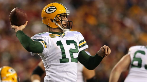 The MMQB Spotlight: Aaron Rodgers IMAGE