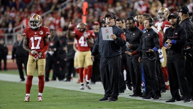 Chip Kelly wins 49ers coaching debut - IMAGE